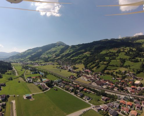 Drone Brixental