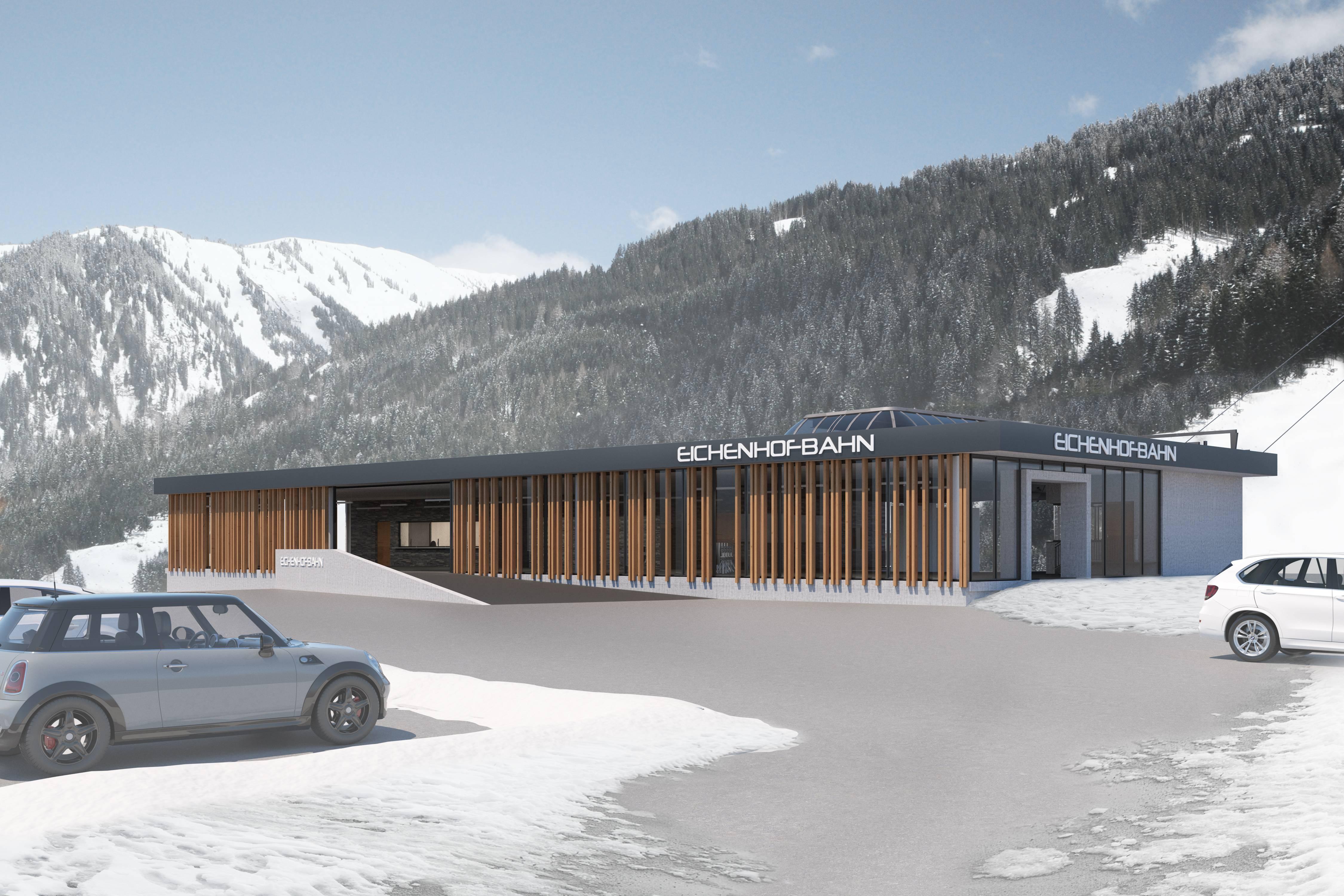 EIchenhof Talstation